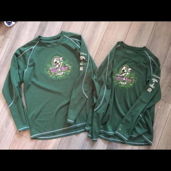 Champion Tops - RunDisney Champion brand shirts -2